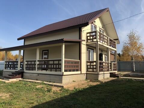 ДПК Исток загородный дом