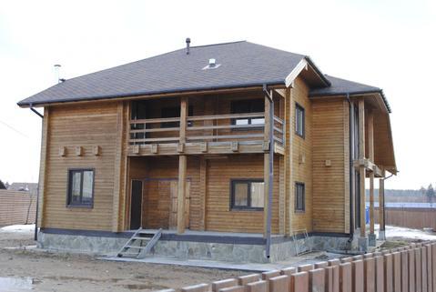 Дом 270 кв.м, Участок 16 сот. , Пятницкое ш, 49 км. от МКАД.
