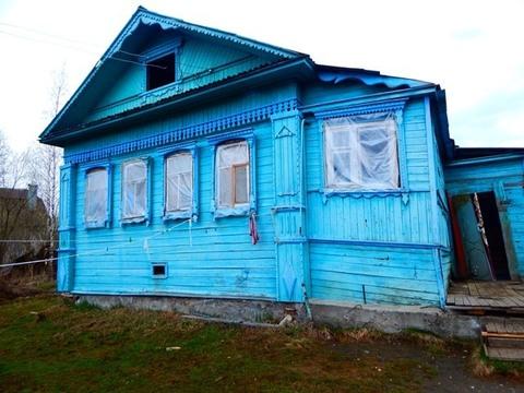 Продаётся дом 60 кв.м. на з/у 6 соток в г.Кимры Интернациональный пр-д