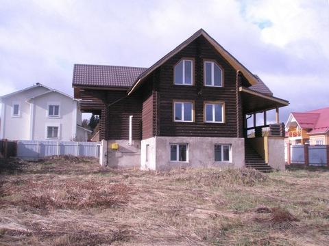 Продается дом, деревня Вертлино