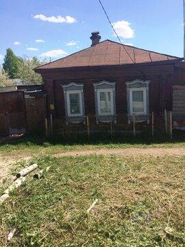 Часть дома ул. А. Тупицина