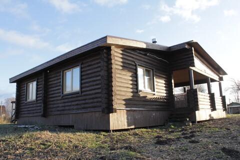 Дом на первой линии Чудского озера