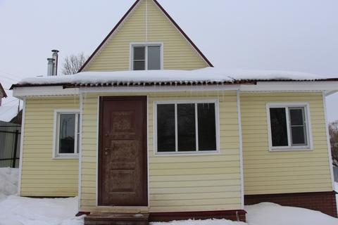 Продаётся надёжный, тёплый дом в городе Малоярославец