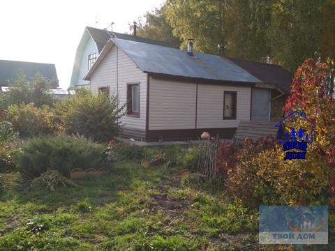Продам дом 60 кв.м, пригород Новосибирска, п. Октябрьский