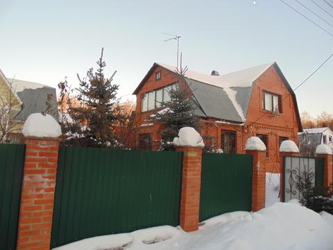 Злобино д. Серпуховский район, 2 дома с пропиской.