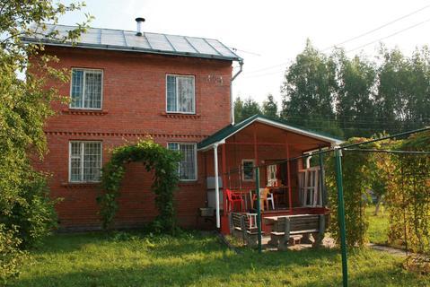 Дом 60 кв.м, Участок 12 сот. , Минское ш, 65 км. от МКАД.