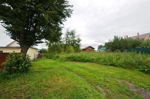 Продается Участок в Хлябово,400 метров от Икшинского водохранилища!