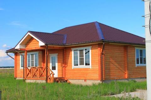 Новый готовый дом 68 км от МКАД.