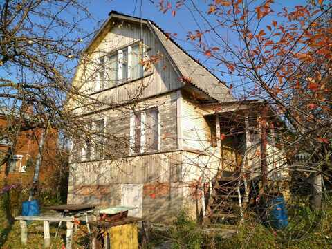 Дача 5,2 сотки, 12 км от МКАД, лучшее место для постоянного жительства