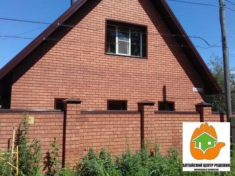Продаю отличный дом в центре города Барнаула