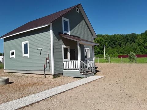 Жилой дом в жилой газифицированной деревне, природа чудесная!