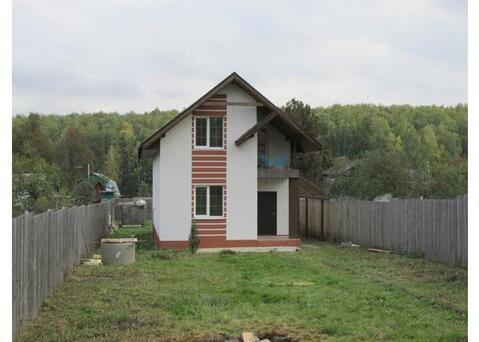 Новый коттедж 110 кв. м. в деревне Чулпаново