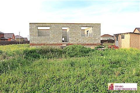 Земельный участок с недостроенным домом, Раменский район