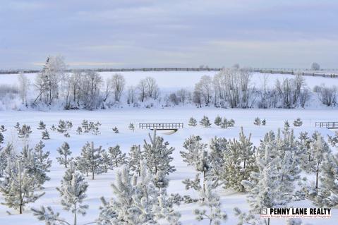 Участок 100 соток у воды в Завидово Кантри Клаб, Тверская область,