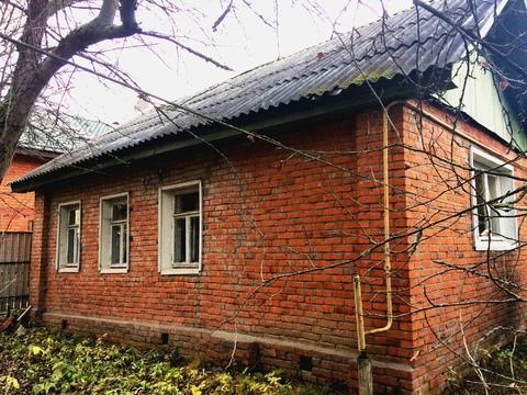 Продается дом 70 кв.м. на участке 7 с в п. Вельяминово, г/о Домодедово