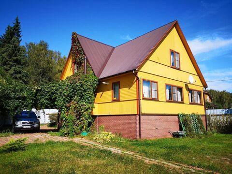 Зимний дом с баней на 14 сотках, Ступинский р-он, с.Разиньково