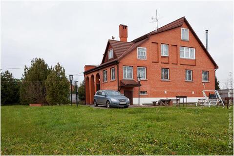 Коттедж 300м2 по Дмитровскому шоссе
