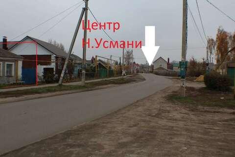 Продажа дома, Новая Усмань, Новоусманский район, Ул. Советская