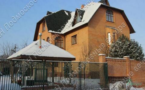 Егорьевское ш. 17 км от МКАД, Русавкино-Поповщино, Коттедж 520 кв. м