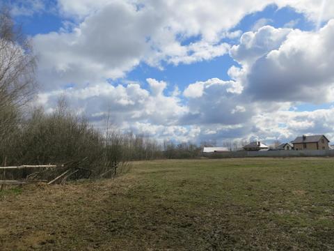 Участок в центре деревни 15 сот. , Рогачевское ш, 20 км. от МКАД.