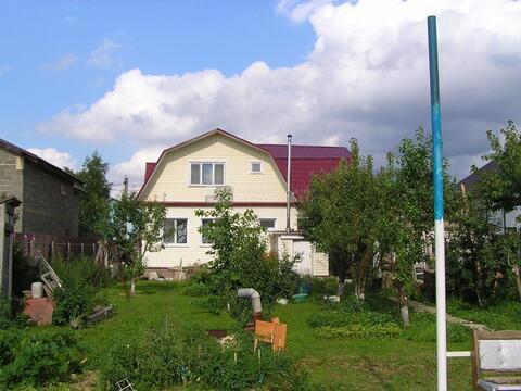 Дом 110 кв.м, Участок 10 сот. , Минское ш, 65 км. от МКАД.