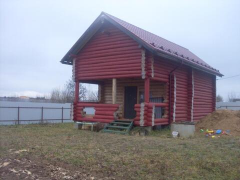 Отличный сруб из северного бревна, СНТ Верховье Жуковское .