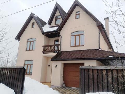 Дом 470 кв.м, Участок 10 сот. , Рублево-Успенское ш, 16 км. от .