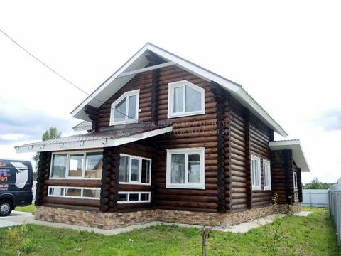 Дом 160 м2, участок 8 сот, Новорижское ш, 55 км от МКАД Ядромино. .