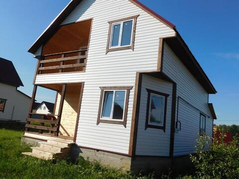 Дом в калужской области в деревне Киевское Калужское ш под ПМЖ