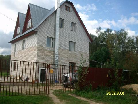 Эксклюзив. Продается жилой кирпичный дом у леса в деревне Кривошеино