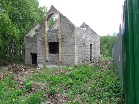 Продается дача (недострой) в СНТ Ивушка Каширского района