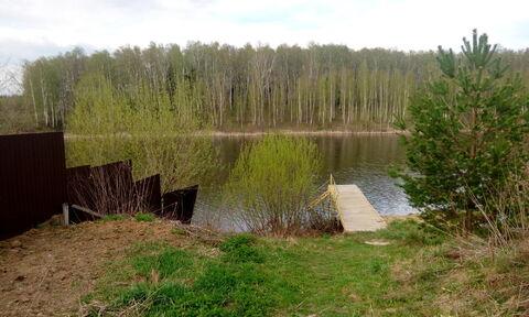 Участок 12 соток в деревне Беспятово Озеро лес прописка