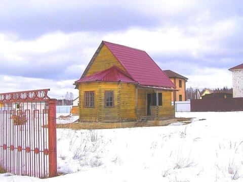 Дом 82 кв.м, Участок 13 сот. , Минское ш, 70 км. от МКАД.