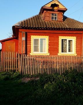 Продаю дом 27 кв.м, на участке 20 сот. 140 км от МКАД