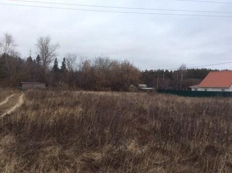 А54414: Можайское ш, 55 км от МКАД, д. Полушкино, участок 15 сот. ЛПХ