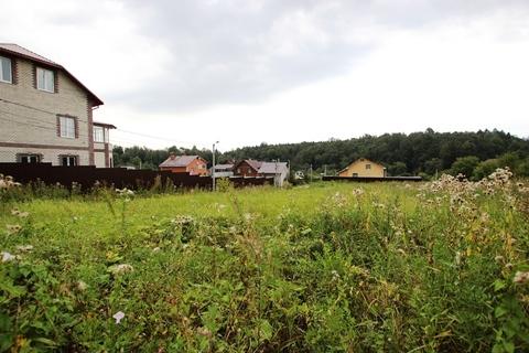 Продам земельный участок площадью 5 соток в Марфино.
