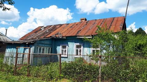 Дом 48кв.м. на участке 18 соток ИЖС, недорого, мат. капитал, прописка