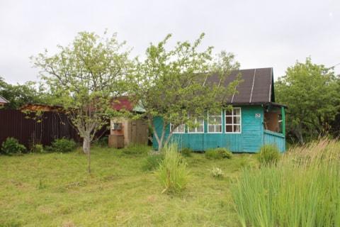 Дачный дом с участком в деревне Демихово, СНТ Боровик