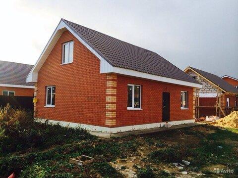 Новый жилой дом в коттеджном поселке