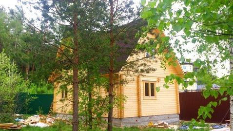 Дом-баня 80м2 на участке 15 соток в Щелково ИЖС.