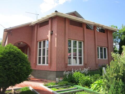 Продается отличный кирпичный дом в г. Пушкино, ул. Луговая, Ярославско