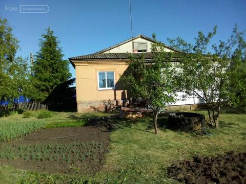Продажа дома, Большая Осиновка, Аткарский район