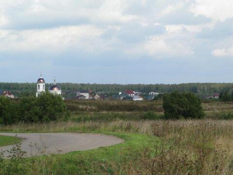Продажа земельного участка в Новой Москве в деревне Овечкин