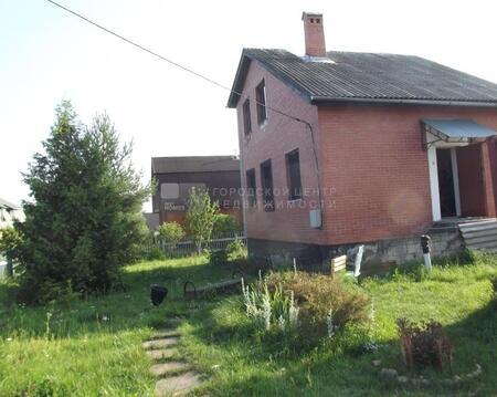 Дом 80 кв.м, Участок 6 сот. , Щелковское ш, 32 км. от МКАД. деревня .