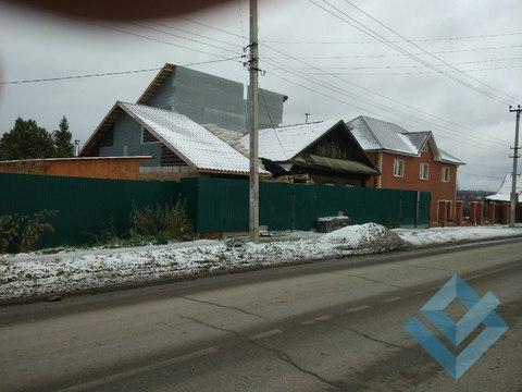 Дом , на земельном участке в черте города. мкр.Мотовилиха.
