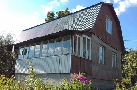 Двухэтажный жилой дом в Малом Образцово город Ступино Московской облас