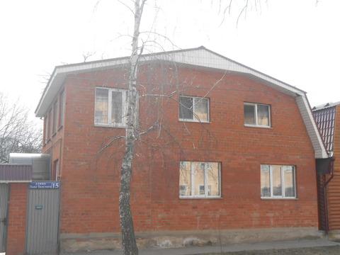Дом на ул.Л.Толстого