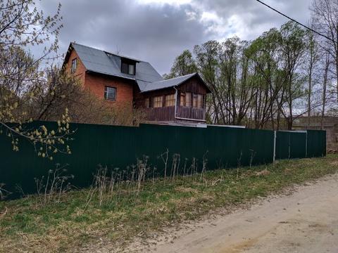 Продается дом 250 м2 в д. Верхнее Шахлово М/о Серпуховского района