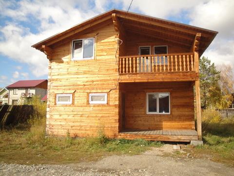 Продам дом под отделку в с. Смоленщина Иркутской области.