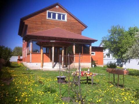 Кирпичный дом 310кв.м. на участке 15 соток в деревне Мышенки